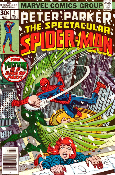 Spectacular Spider-Man 4 - The Vulture Is A Bird Of Prey!