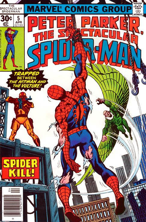 Spectacular Spider-Man 5 - Spider-Kill!