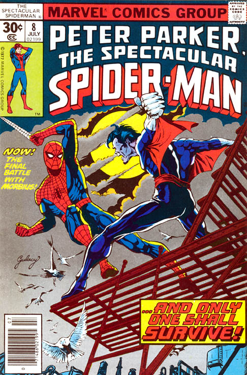 Spectacular Spider-Man 8 - ...And Only One Shall Survive!