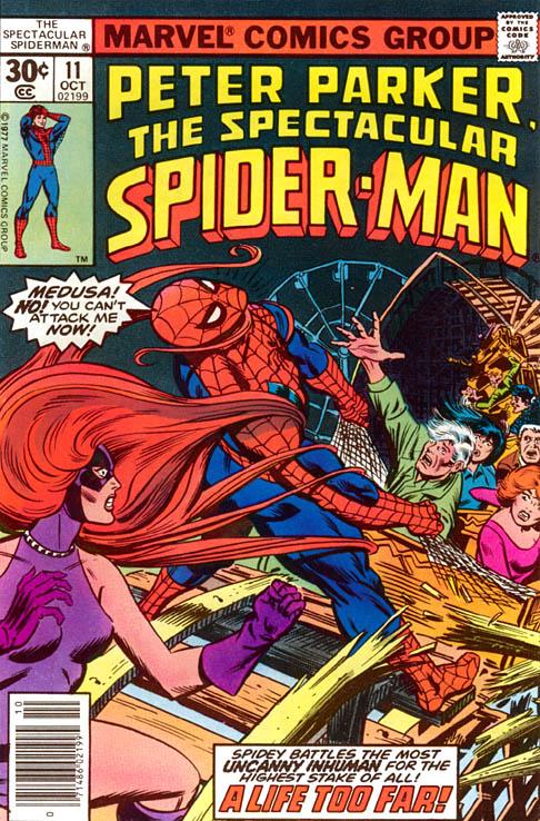 Spectacular Spider-Man 11 - A Life Too Far!