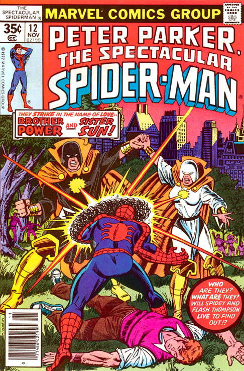 Spectacular Spider-Man 12 - Brother Power, Sister Sun!