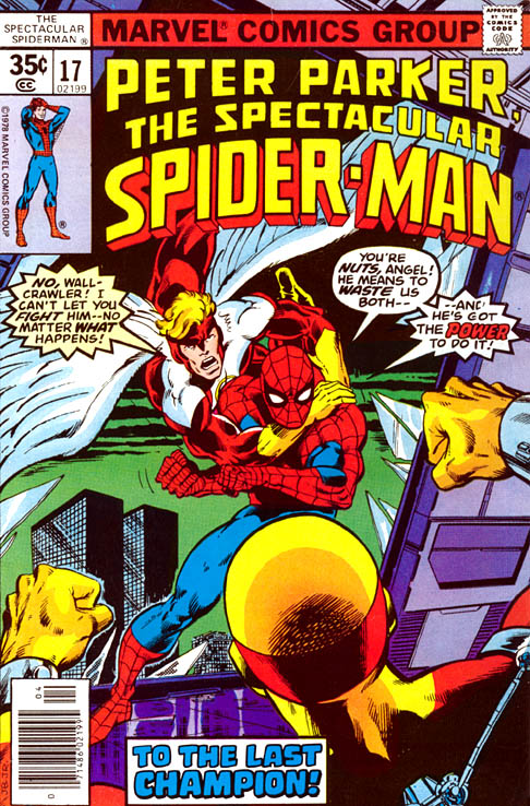 Spectacular Spider-Man 17 - Whatever Happened To The Iceman?