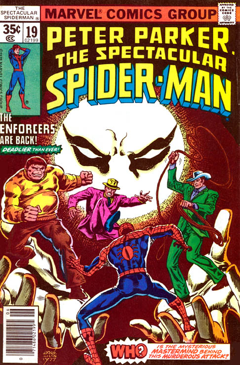 Spectacular Spider-Man 19 - Again, The Enforcers!