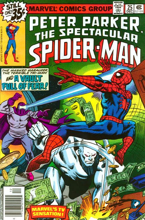 Spectacular Spider-Man 25 - Carrion, My Wayward Son!