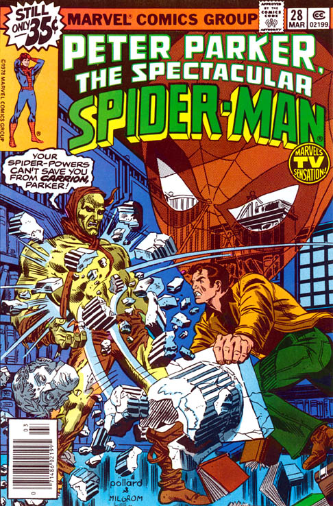 Spectacular Spider-Man 28 - Ashes to Ashes!