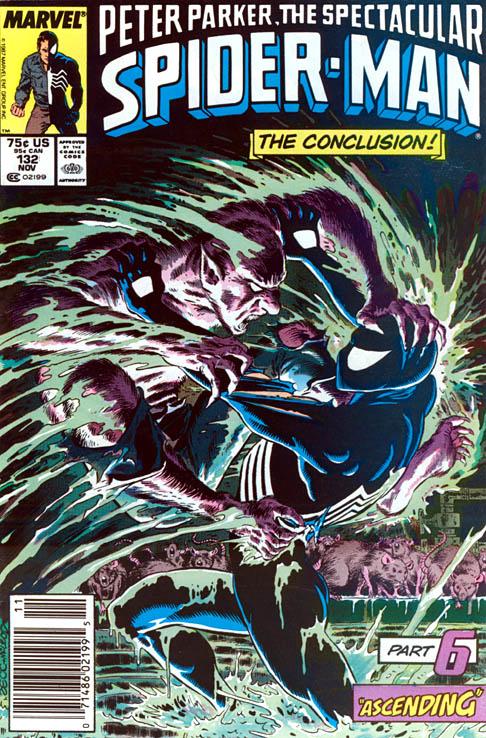 Spectacular Spider-Man 132 - Ascending