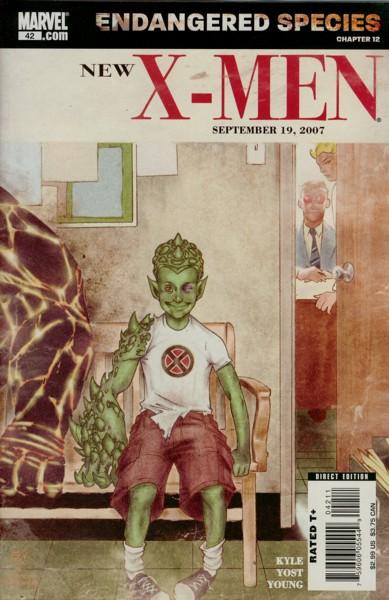 New X-Men 42 - Children of X-Men: Part 1