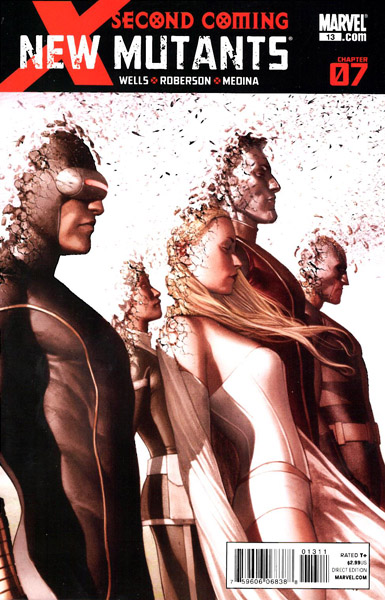 The New Mutants 13 - Second Coming: Chapter 7