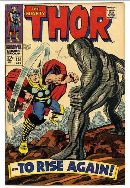 Thor 151 - -- To Rise Again!