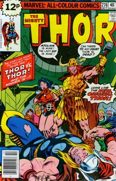 Thor 276 - Mine -- This Hammer!