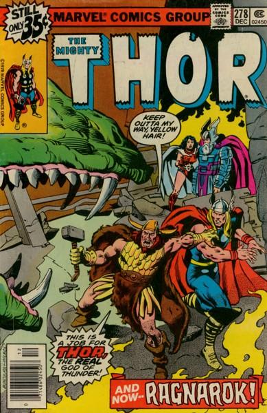 Thor 278 - At Long Last -- Ragnarok?!