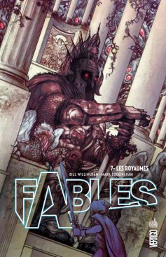 Fables 7 - Les royaumes