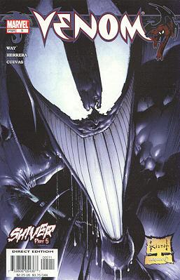 Venom 5 - Shiver: Part 5