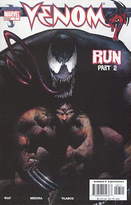 Venom 7 - Run. Part 2