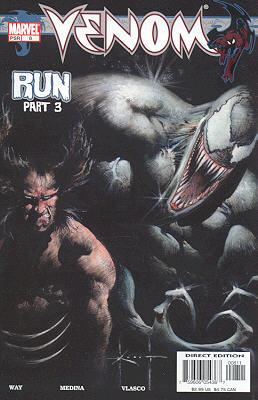 Venom 8 - Run. Part 3