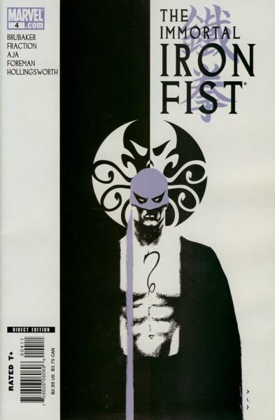 The Immortal Iron Fist 4 - The Last Iron Fist Story: Part 4
