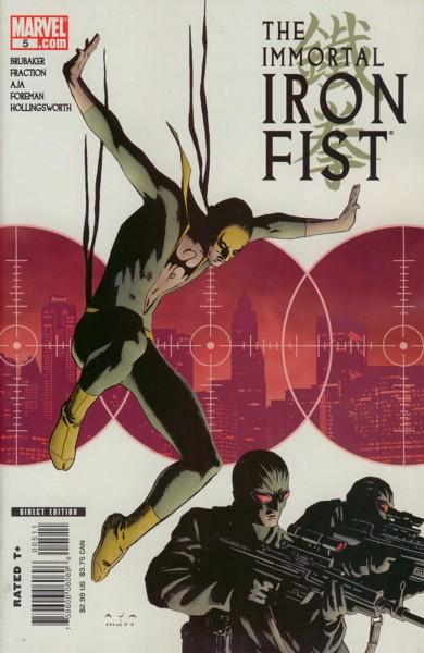 The Immortal Iron Fist 5 - The Last Iron Fist Story: Part 5