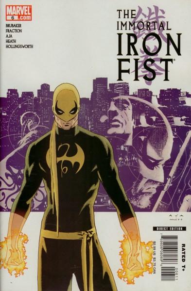 The Immortal Iron Fist 6 - The Last Iron Fist Story: Part 6