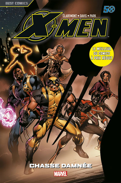 X-Men - Best Comics 4 - Chasse damnée