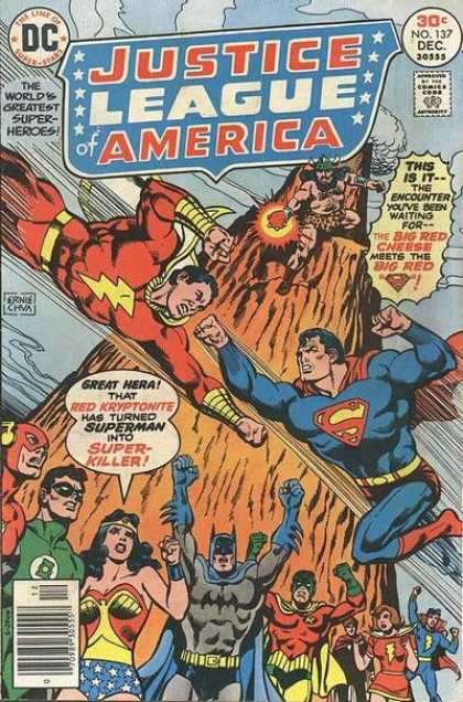 Justice League Of America 137 - Crisis in Tomorrow!