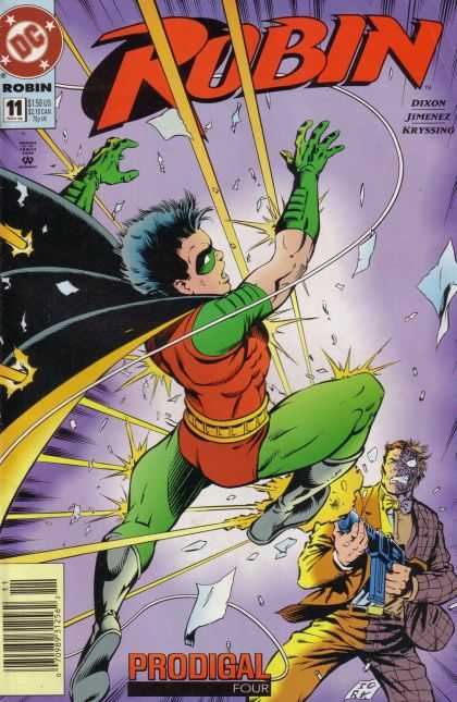 Robin 11 - Prodigal, Part Four: Two in Every Crowd