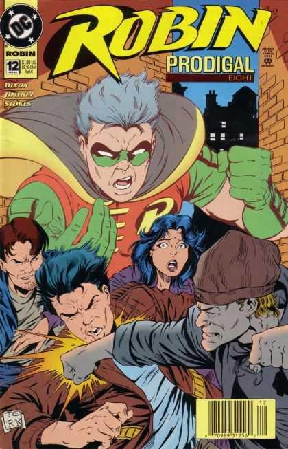 Robin 12 - Prodigal, Part Eight: Bullies