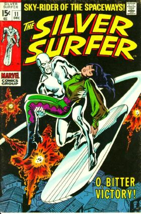Silver Surfer 11 - O, Bitter Victory!