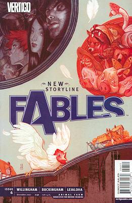Fables 6 - Road Trip