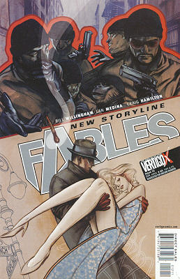 Fables 12 - A Sharp Operation