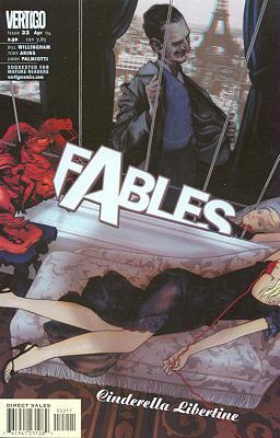 Fables 22 - Cinderella Libertine