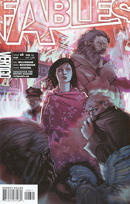 Fables 26 - The Battle of Fabletown