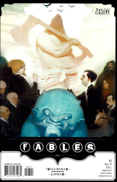Fables 93 - The Little Murder, Part 2 of 2