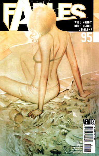 Fables 95 - Snow White & Rose Red