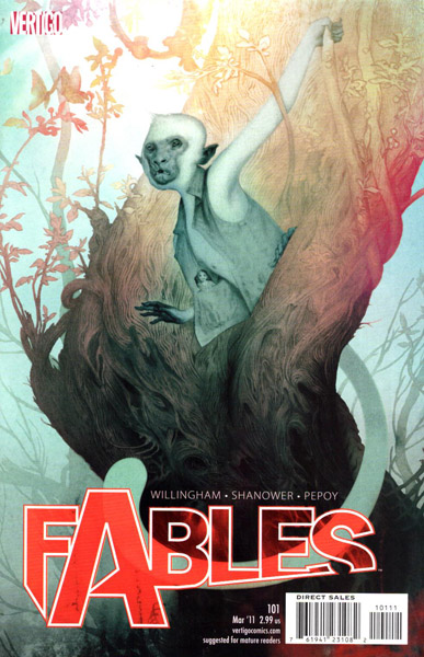 Fables 101 - The Ascent