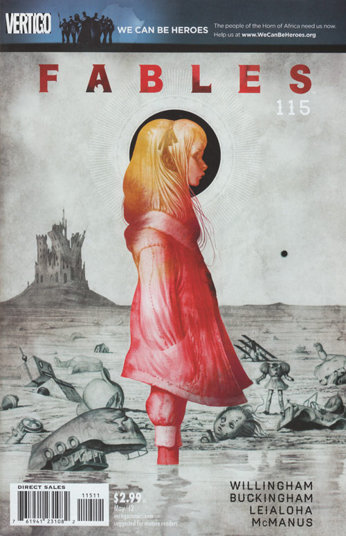 Fables 115