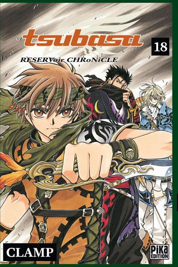Tsubasa Reservoir Chronicle 18