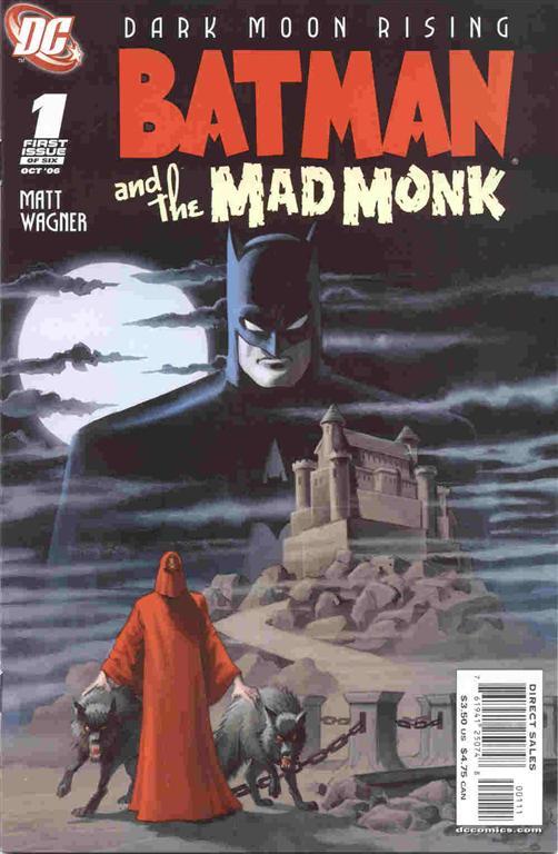 Batman et le Moine fou 1 - Part One of Six