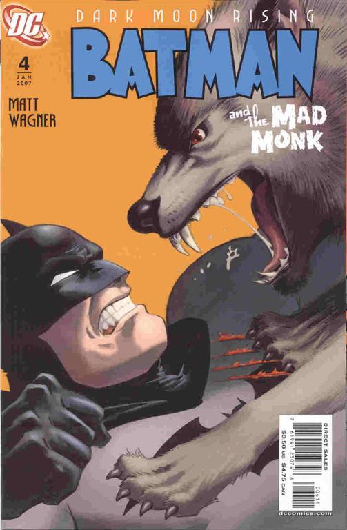 Batman et le Moine fou 4 - Part Four of Six