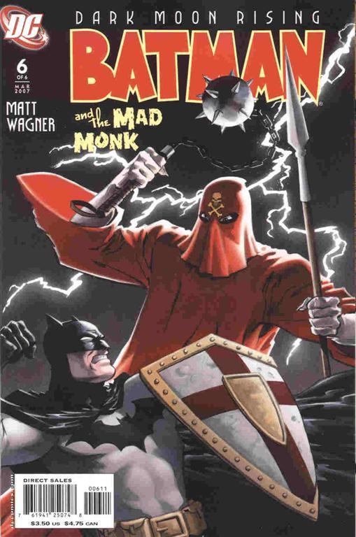 Batman et le Moine fou 6 - Part Six of Six
