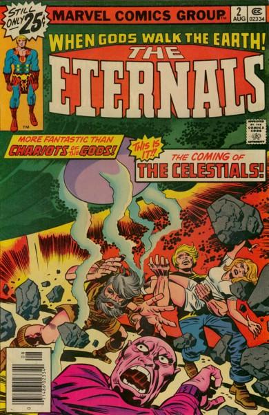 Les Eternels 2 - The Celestials!