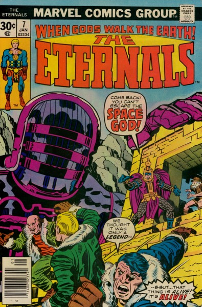 Les Eternels 7 - The Fourth Host