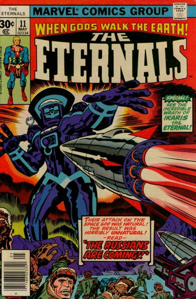 Les Eternels 11 - The Russians Are Coming!