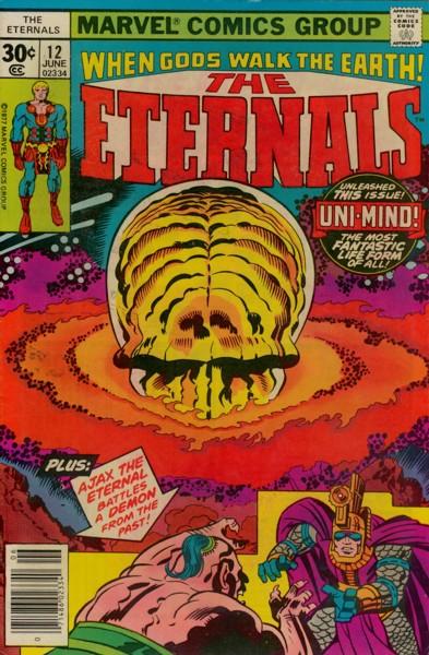 Les Eternels 12 - Uni-Mind!