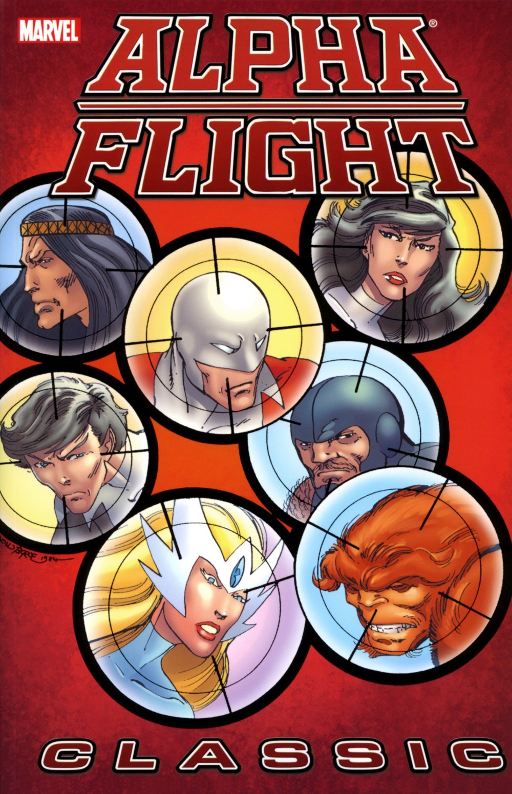 Alpha Flight 2 - Alpha Flight Classic, Volume 2