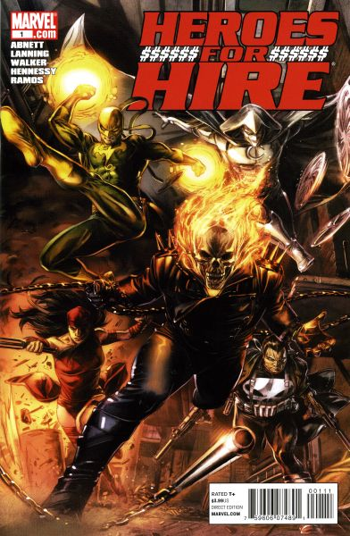 Heroes for Hire 1