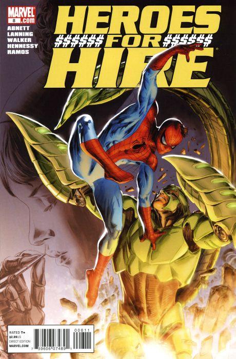 Heroes for Hire 8 - Neighborhood Part 3