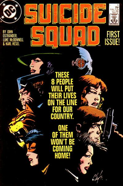 Suicide Squad 1 - Trial By Blood