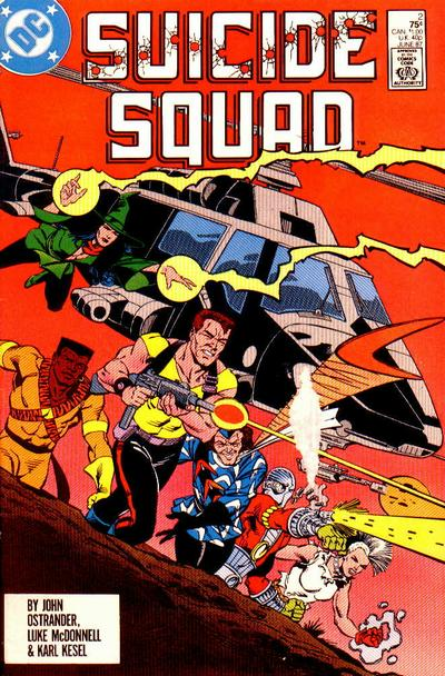 Suicide Squad 2 - Trial By Fire
