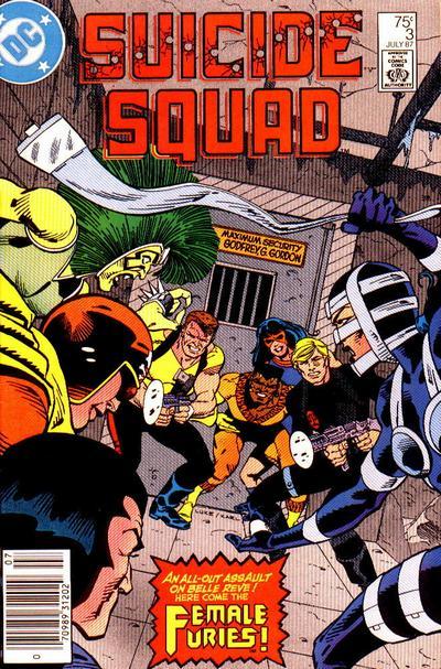 Suicide Squad 3 - Jailbreak