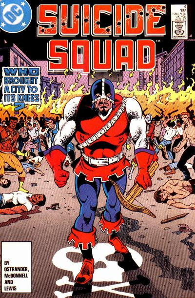 Suicide Squad 4 - William Hell's Overture
